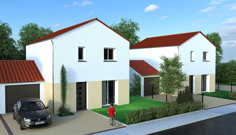Maisons neuves - Habiter ou investir en Loire Atlantique - TK Promotion