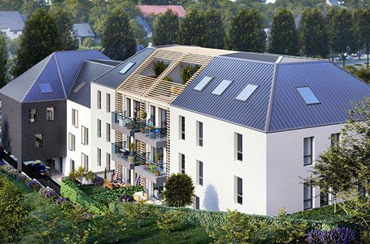 Programme immobilier neuf Honfleur - TK PROMOTION